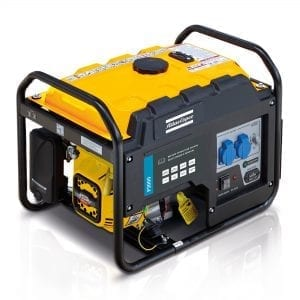 ATLAS COPCO Portable Generators With Manual & Electric Start