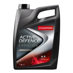 CHAMPION Active Defence 10W40 B4 Engine Oil 5L