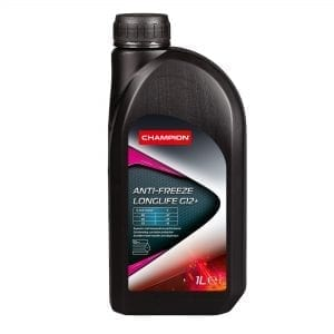 CHAMPION Anti-Freeze Longlife G12+ 1L