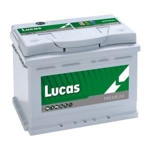 LUCAS DIN62L Battery