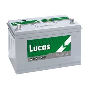 LUCAS N70Z Battery