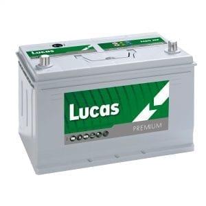 LUCAS N80 Battery