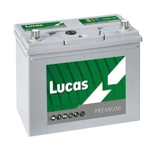 LUCAS NS60L Battery