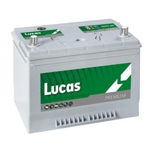 LUCAS NS70 Battery