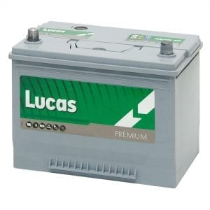 LUCAS NS70L Battery
